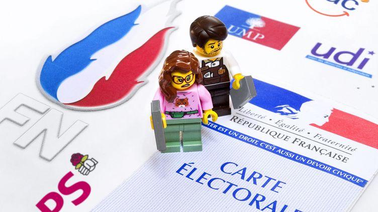 Le second tour des élections départementales se tient dimanche 29 mars 2015. (MAXPPP)