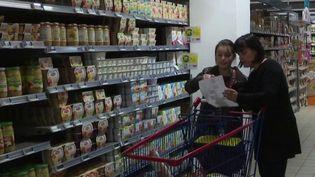 Autisme : du silence dans certains supermarchés dès 2020 (FRANCE 3)