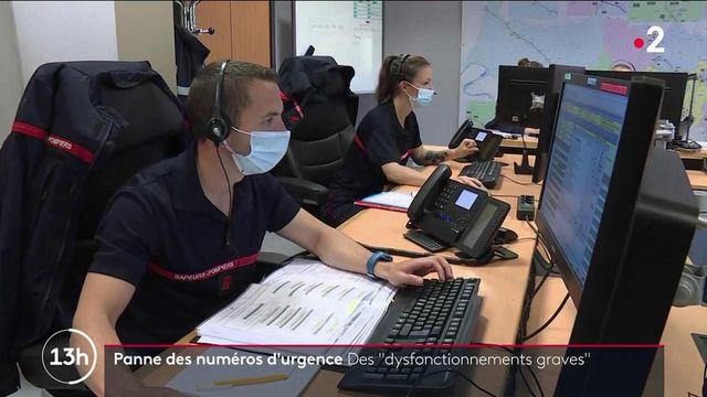 Appels d'urgence : une panne géante des numéros d'urgence