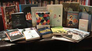 Les 20 livres en lice pour les les Pépites du livre de jeunesse Salon du livre et de la presse jeunesse / France Télévisions  (Culturebox)