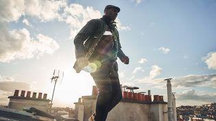"Omar Sy dans la série ""Lupin"" (Netflix) (Emmanuel Guimier / Netflix)"
