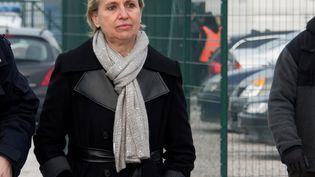 Fabienne Buccio, préfète de Calais, le 25 février 2016 (DENIS CHARLET / AFP)