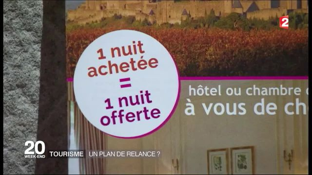 Le gouvernement développe trois pistes pour relancer l'économie du tourisme