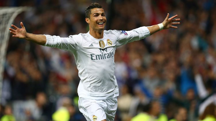 Cristiano Ronaldo  (MANUEL BLONDEAU / AOP PRESS)