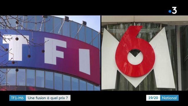 Médias : TF1 et M6 entrent en négociation pour fusionner