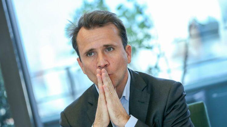 """(Thibault Lanxade : """"Les délais de paiement concerne toutes les entreprises"""" © MaxPPP)"""