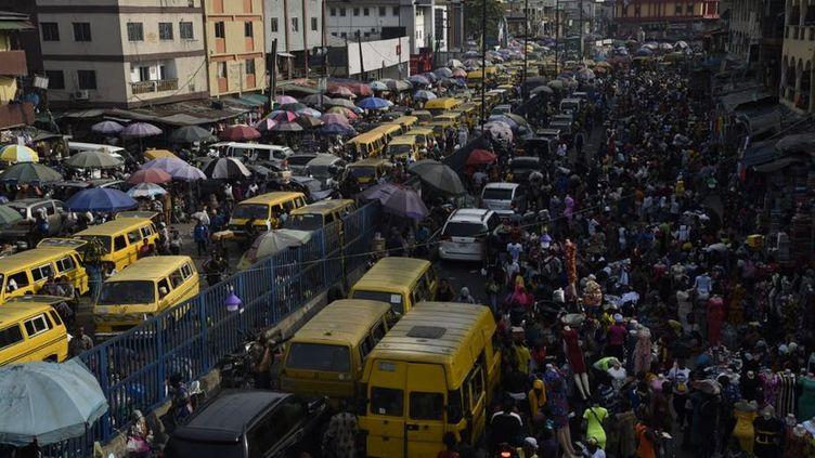 Lagos, Nigeria, le 16 décembre 2019.    (PIUS UTOMI EKPEI/AFP)