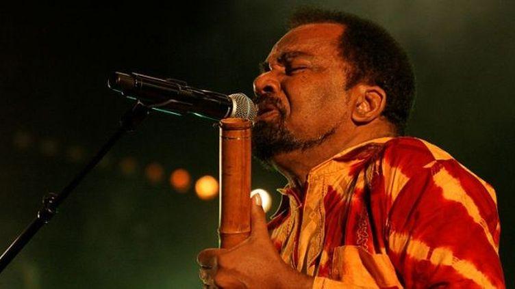 Festival du bout du Monde 2011 - Bonga en concert le 6 août  (Thesupermat)