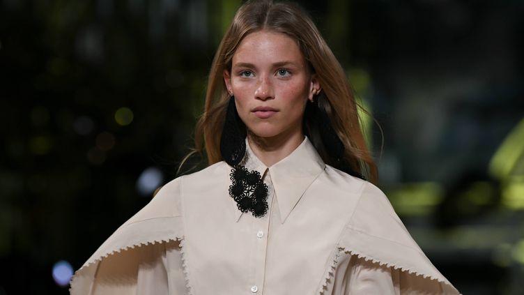 Défilé Stella McCartney printemps-été 2020 à la Paris Fashion Week le 30/09/2019 (IK ALDAMA / IK ALDAMA)