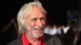 Pierre Richard lors de la cérémonie d'ouverture de Lumière 2013  (Jean-François Lixon)