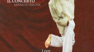2012 : l'albumlived'Adriano Celentano dans lequel il présenteTi penso e cambia il mondo en duo avec Gianni Morandi. (DR)