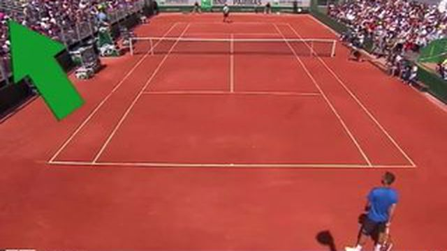 Des problèmes de sécurité à Roland-Garros