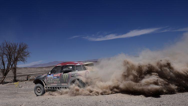 Orlando Terranova (Mini) - Dakar 2015