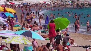 Covid-19 : l'inquiétante progression de l'épidémie dans les zones touristiques (France 2)