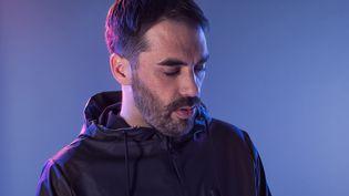 Guillaume Tranchant, alias Gringe, vient de sortir son premier album solo. (Mika Cotellon)