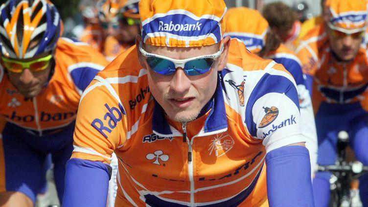Michael Rasmussen avait été contrôlé positif en 2007 sur le Tour de France