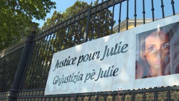 Violences faites aux femmes : le procès d'un féminicide hautement symbolique s'ouvre à Bastia (FRANCE 3)