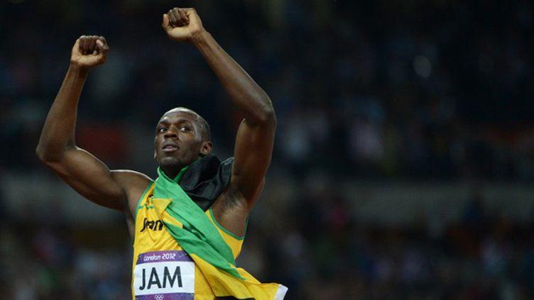 Usain Bolt (OLIVIER MORIN / AFP)