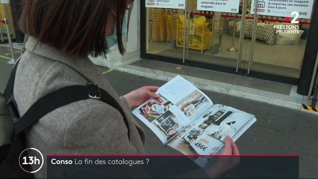 Consommation : la fin des catalogues est-elle proche ?