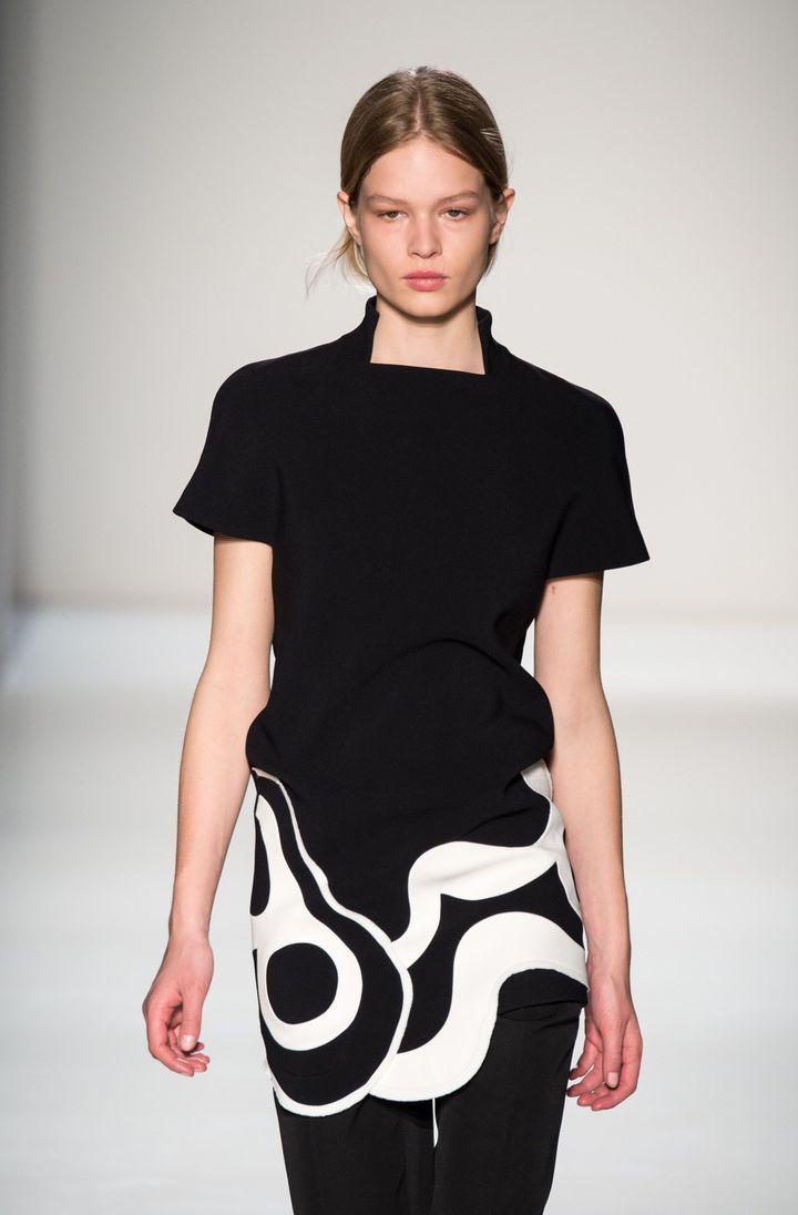 Victoria Beckham pap ah 2014-15, à New York  (REX/REX/SIPA)
