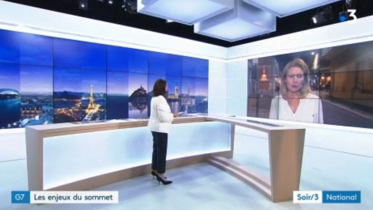 G7, enjeux du sommet (France 3)
