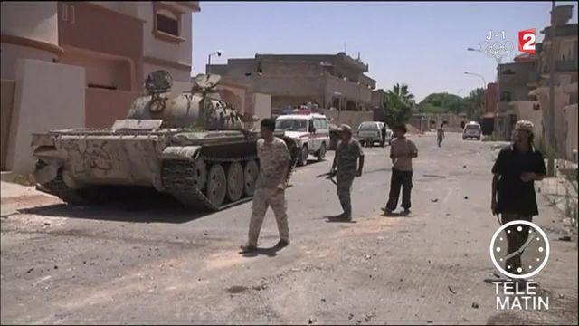 Libye : des frappes américaines sur la ville de Syrte