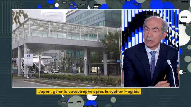 Typhon Hagibis : le Japon n'en avait pas connu un si fort depuis 60 ans