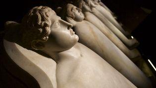Des sarcophages phéniciens du Musée national de Beyrouth (NOE FALK NIELSEN / NURPHOTO)