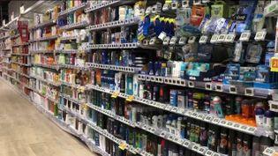 Les déodorants pourraient être nocifs pour notre santé.Une étude met en lien, un élément présent dans la composition de plusieurs produits, et le développement de cancers du sein. (CAPTURE ECRAN FRANCE 2)