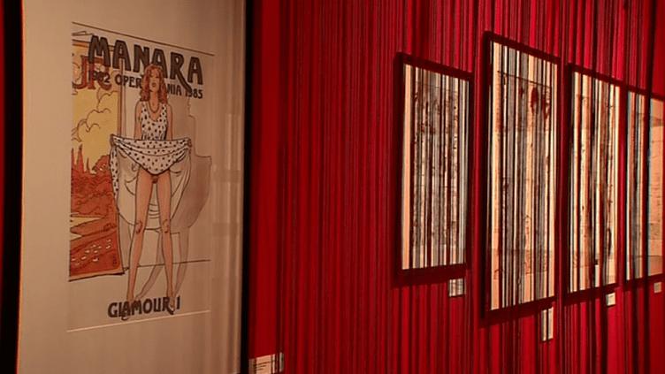 La rétrospective Milo Manara  (France 3 / Culturebox)