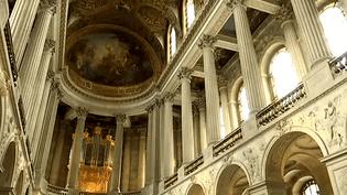 L'orgue de la chapelle royale du château de Versailles  (France 3 / Culturebox)