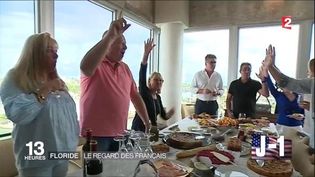 Présidentielle américaine : en Floride, le regard des Français