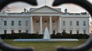 La Maison Blanche, à Washington (Etats-Unis). (PAUL J. RICHARDS / AFP)
