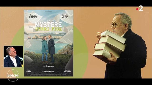 """VIDEO. """"20h30 le dimanche"""" : le portrait du comédien Fabrice Luchini"""
