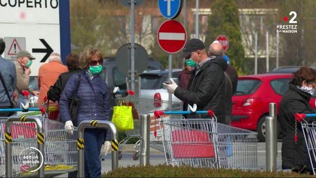 Coronavirus : l'Italie pleure ses morts