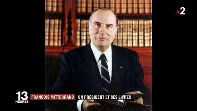 François Mitterrand : sa bibliothèque vendue aux enchères
