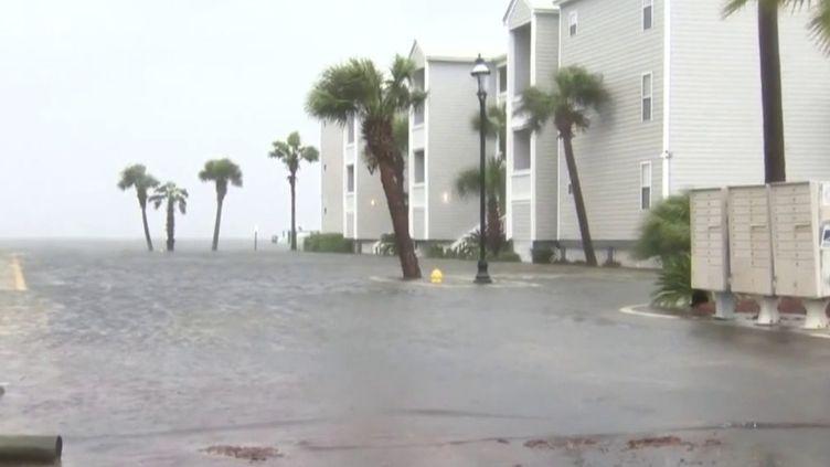 Inondations aux Etats-Unis (FRANCEINFO)