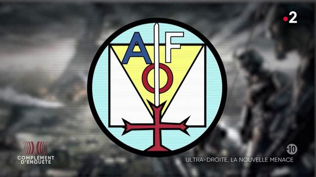 """Ultradroite : """"Complément d'enquête"""" sur AFO, une organisation d'ultradroite soupçonnée d'avoir préparé des attentats ciblant les musulmans"""