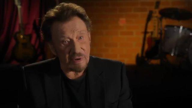 "extrait documentaire ""Johnny Hallyday, la France rock'n roll"""
