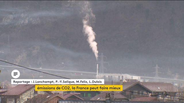 Climat : la France doit fortement réduire ses émissions de CO2