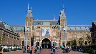"""LeRijksmuseum à Amsterdam aux Pays-Bas qui abritel'exposition """"Le Caravage – Le Bernin. Le baroque à Rome"""" jusqu'au 13 septembre 2020. (CARLO MORUCCHIO / ROBERT HARDING HERITAGE / AFP)"""