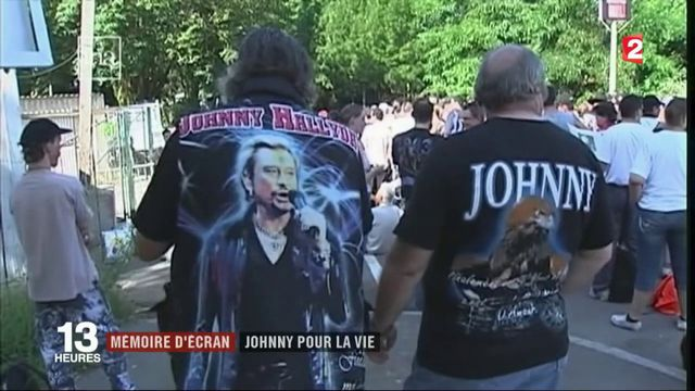 Johnny Hallyday : quand une vedette devient une idole