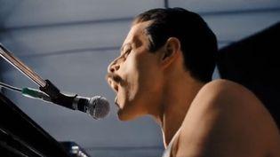 Image extraite du film Bohemian Rhapsody, réalisé par Bryan Singer, en salles mercredi 31 octobre. (FRANCE 2)