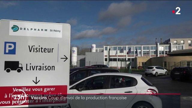 Covid-19 : les premières doses du vaccin Pfizer/BioNTech conditionnées en Eure-et-Loir