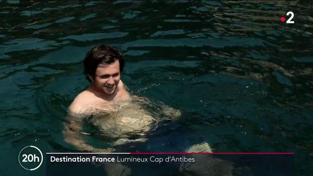 Alpes-Maritimes : à la découverte du lumineux Cap d'Antibes