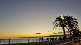 La promenade des Anglais, à Nice. (VALC / MAXPPP)