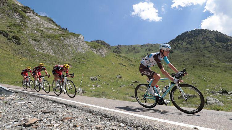Le Tour de France quitte les Pyrénées aujourd'hui.