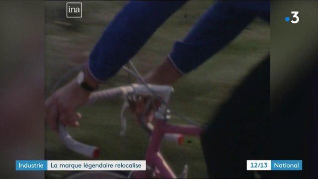 Vélos : le fleuron français Mercier de retour dans l'Hexagone