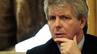 Stéphane Lissner en mai 2008 à la Scala de Milan  (G.Cacace. AFP)