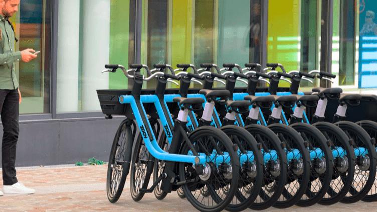 Zoov : le vélo électrique partagé (ZOOV)